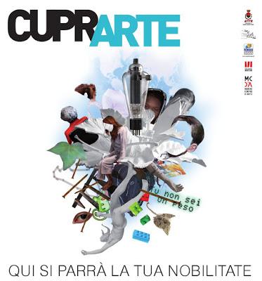"""Mostra e prima edizione del Premio Cuprarte """"Qui si parrà la tua nobilitate"""""""
